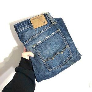 American Eagle Bootcut Medium Wash Jeans 32